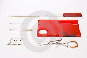 Pocket Tool Stock Image - Image: 20542191