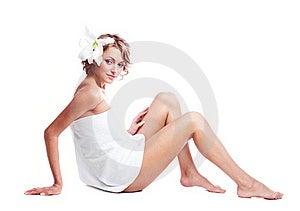 Beautiful Woman Royalty Free Stock Image - Image: 20545026