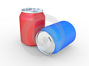 Aluminum Beer Can Royalty Free Stock Photos - Image: 20545488
