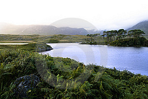 Connemara Ireland Stock Image - Image: 20548601