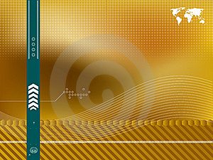 Technology Background Vector Stock Image - Image: 20557921