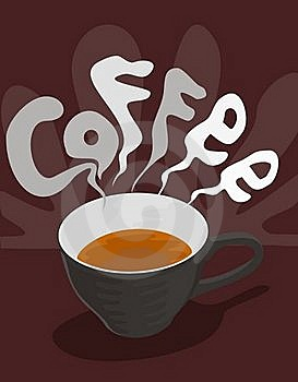 Cup Of Coffee Royalty Free Stock Images - Image: 20561819