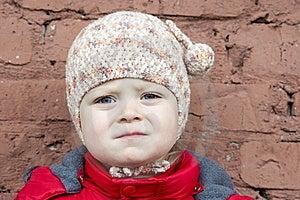 Portrait Of Sad Child Royalty Free Stock Photo - Image: 20567725