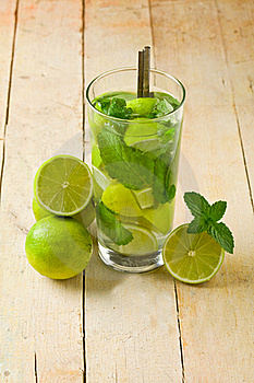 Mojito Cocktail Stock Image - Image: 20569921