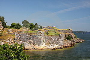 Suomenlinna Fortress Island Stock Photography - Image: 20571042