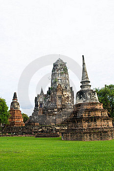 Historic Site Of Thailand Stock Images - Image: 20574394