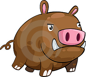 Boar Vector Stock Images - Image: 20574684
