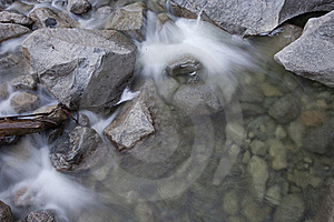Flowing Water Royalty Free Stock Image - Image: 20575006
