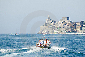 Portovenere Stock Photo - Image: 20576120