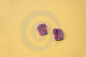Shoes On The Beach. Royalty Free Stock Image - Image: 20576956