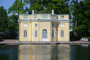 Baroque Style Lodge Stock Photography - Image: 20577792