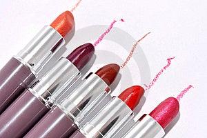 Lipsticks Stock Photography - Image: 20578272