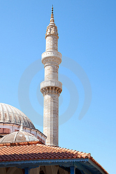 Old Mosque Stock Photography - Image: 20578522