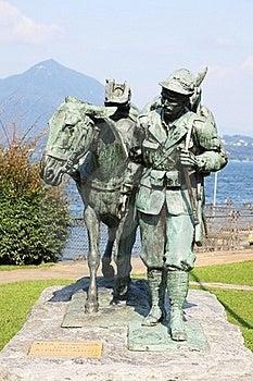 World War I Monument, Italy Stock Image - Image: 20579971