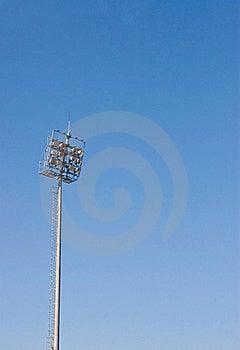 Sport Light Pole Royalty Free Stock Photo - Image: 20582285