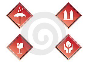 Packing Logo Royalty Free Stock Images - Image: 20585469
