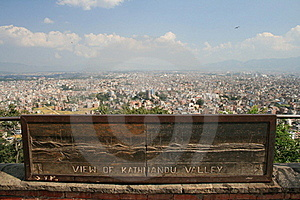 Kathmandu Valley Stock Photo - Image: 20587590