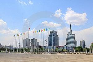 Beatiful City Scenery Stock Photos - Image: 20588693