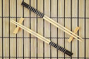 Chopsticks Royalty Free Stock Photos - Image: 20594878