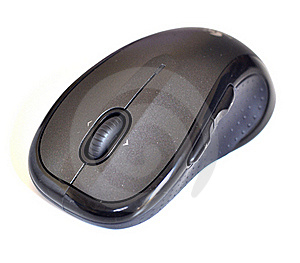 Gaming Mouse 0016 Royalty Free Stock Photography - Image: 20601047