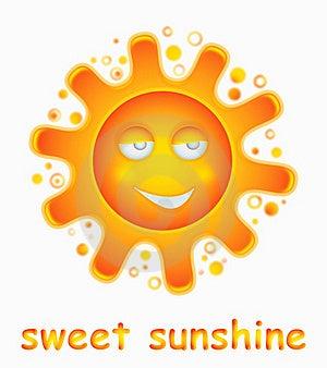 Sweet Happy Sunshine Stock Photos - Image: 20602243