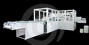 Packaging Machine Stock Image - Image: 20602611