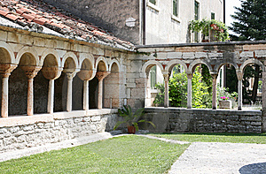 Cloister Stock Images - Image: 20606044
