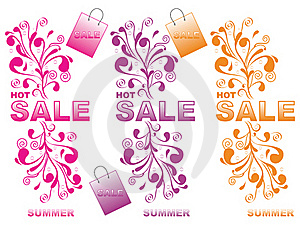 Decorative Sale Royalty Free Stock Photos - Image: 20609698