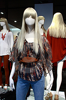 Mannequin Royalty Free Stock Photo - Image: 20610455
