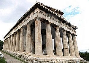 The Hephaisteion Stock Images - Image: 20612914