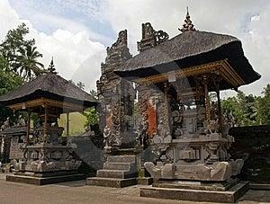 Balinese Temple Stock Image - Image: 20614821