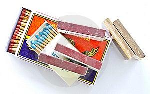 спичка Стоковые Изображения - изображение: 20615634
