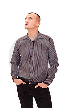 Handsome Young Man Stock Photography - Image: 20616202