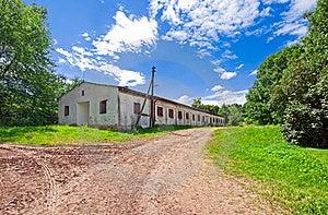 Old Farm Accommodation Building Stock Photo - Image: 20617360