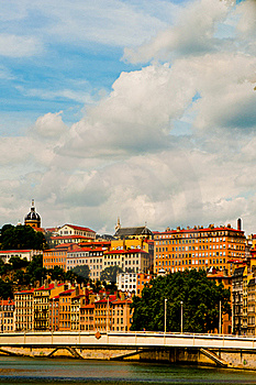 A Slice Of Lyon France Royalty Free Stock Images - Image: 20618979