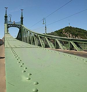 Freedom Bridge Stock Photography - Image: 20618992