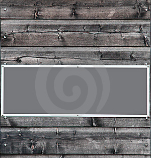 Blank Sign Stock Photography - Image: 20621582