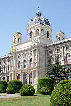 Museum Of Fine Arts - Vienna Stock Images - Image: 20626174