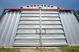 Wide Angle Storage Unit. Stock Photography - Image: 20627642