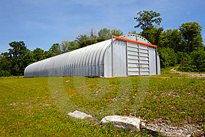 Wide Angle Storage Unit. Stock Photo - Image: 20627740