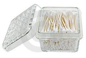 Cotton Swabs Royalty Free Stock Photo - Image: 20630385
