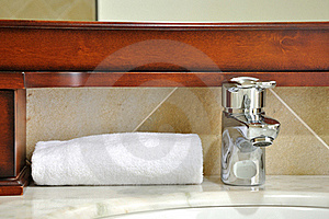 Things Detail In Washroom Stock Photo - Image: 20632640
