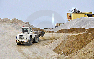 A Bulldozer Stock Images - Image: 20639354