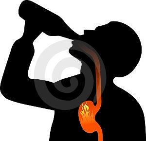Alcoholism Stock Images - Image: 20641744