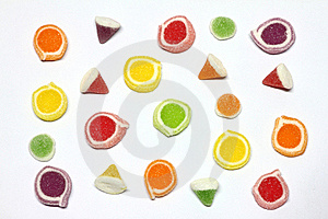 Jelly Candy Royalty Free Stock Images - Image: 20641859
