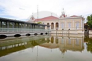 Pang-Pa-In Palace Stock Photos - Image: 20642923