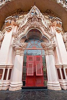 Beautifull Entrance Royalty Free Stock Image - Image: 20643466