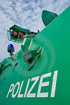Police Vehicle Stock Photo - Image: 20644040