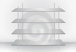 Stylish Modern Shelf Stock Photos - Image: 20646073