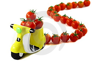 Tomatoes Royalty Free Stock Images - Image: 20649719